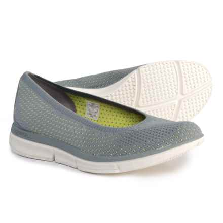 Merrell Zoe Sojourn Knit Ballet Flats - Slip-Ons (For Women) in Monument - Closeouts