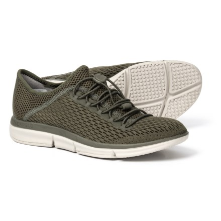 d3667e066960 Merrell Zoe Sojourn Lace E-Mesh Q2 Sneakers (For Women) in Dusty Olive