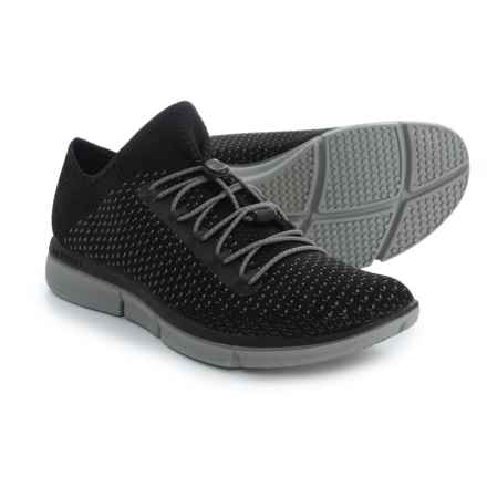 Merrell Zoe Sojourn Lace Knit Q2 Sneakers - Slip-Ons (For Women) in Black/Grey - Closeouts