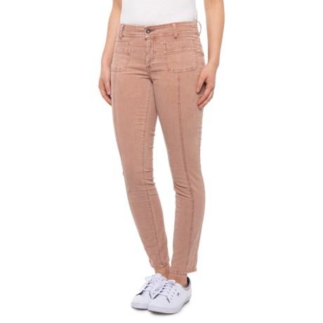 Merrigan Pants - Organic Cotton (For Women) - CHAMPAGNE (6 )