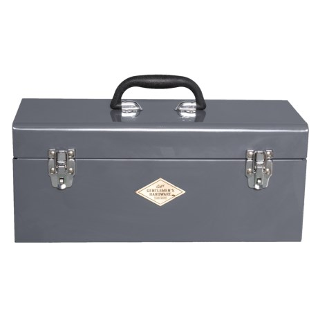 Image of Metal Tool Box
