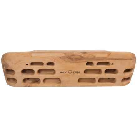 Metolius Deluxe The Wood Grips Training Board in See Photo - Closeouts