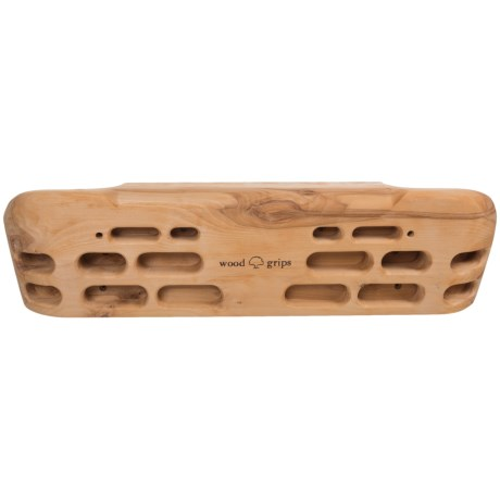 Metolius Deluxe The Wood Grips Training Board in See Photo