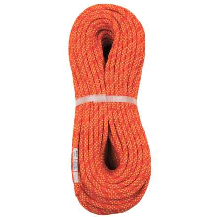 Metolius Monster Dynamic Rope - 7.8mm, 60m in Orange/Yellow - Closeouts