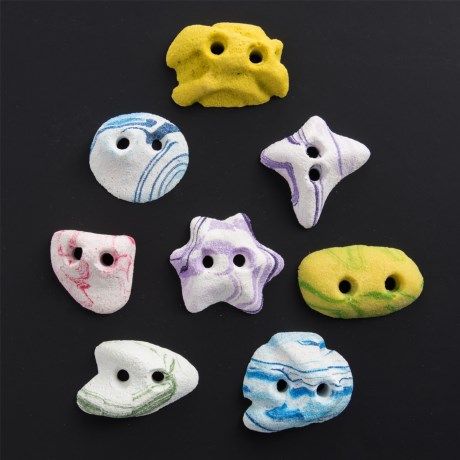 Metolius Screw-On Footholds - 20-Pack in See Photo