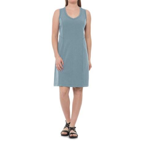 Metro Melange Shift Dress - UPF 50+, Sleeveless (For Women)