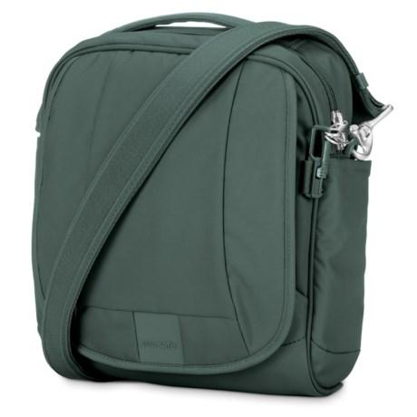 Metrosafe(R) LS200 Anti-Theft Medium Crossbody Bag