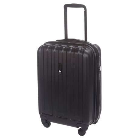 "Mia Toro Accadia Carry-On Spinner Suitcase - Hardside, 20"" in Titanium"