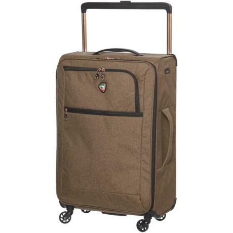 "Mia Toro Kitelite Cirro Spinner Suitcase - Softside, 28"" in Brown"
