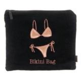 Miamica Bikini Bag with Swimsuit Compartment