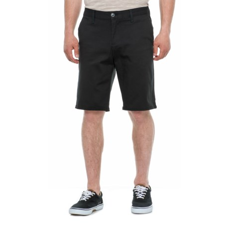 35fed56d3a Michael Brandon Stretch Twill Shorts (For Men) - Save 45%