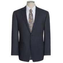 Michael Kors Nailhead Wool Suit (For Men) in Navy - Closeouts