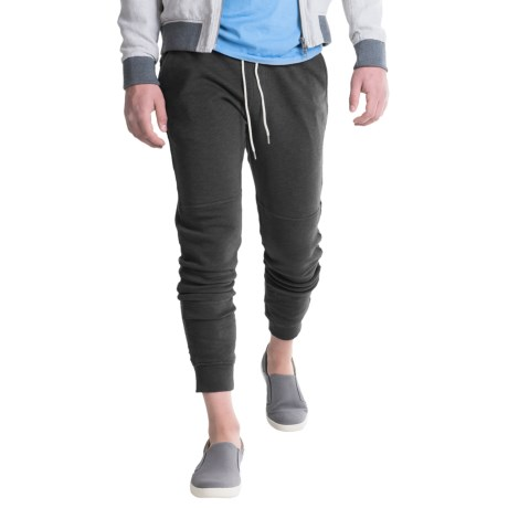 Michael Stars French Terry Joggers (For Men) in Charcoal