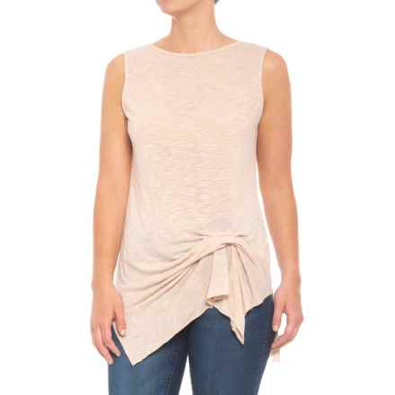 6b19d537d855d Michael Stars Pleated Tank Top (For Women) in Whisper - Closeouts