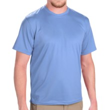 Micromesh T-Shirt - Short Sleeve (For Men) in Blue - Closeouts