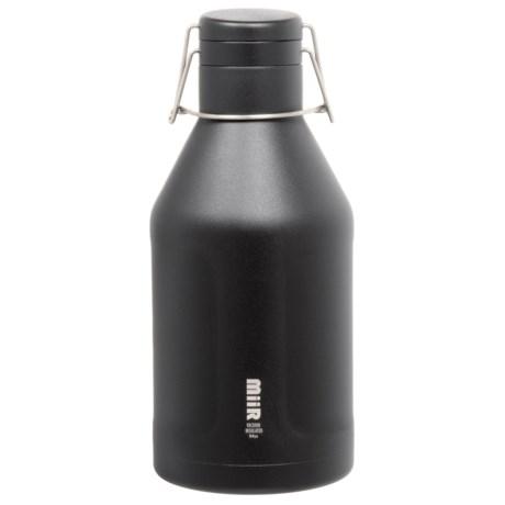 MiiR Vacuum-Insulated Growler - 64 oz, BPA-Free Stainless Steel