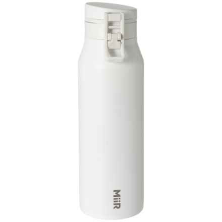 MiiR Vacuum-Insulated Howler - 32 oz. in Matte White - Closeouts