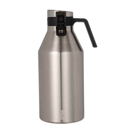 MiiR Vacuum Insulated Stainless Steel Growler - 64 oz. in Stainless Steel - Closeouts