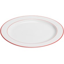 """Mikasa Concentric Porcelain Oval Platter - 15"""" in Burlap - Closeouts"""