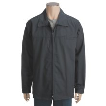 Mike Rowe Works Dirty Jobs Cotton Twill Jacket (For Men) in Navy - Closeouts