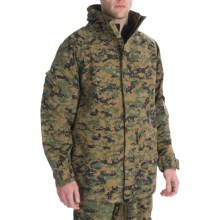 Military ECWCS Layering Jacket (For Men and Women) in Woodland Digital Camo - Closeouts