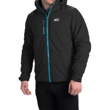 Millet Bullit Ski Jacket - Waterproof, Insulated (For Men) in Black - Noir - Closeouts