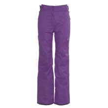 Millet Hakkoda Ski Pants - Waterproof, Insulated (For Women) in Meadow Violet - Closeouts