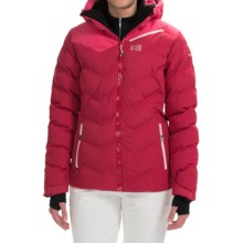 Millet Heiden Ski Jacket - Waterproof, Insulated (For Women) in Carmin/Azalea - Closeouts