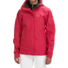 Millet Jackson Peak Jacket - Waterproof (For Women) in Rouge Carmin - Closeouts