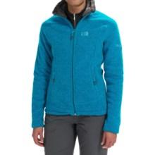Millet LD Wilderness Fleece Jacket (For Women) in Deep Horizon - Closeouts
