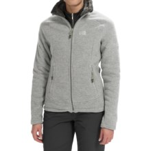 Millet LD Wilderness Fleece Jacket (For Women) in Frozen Grey - Closeouts