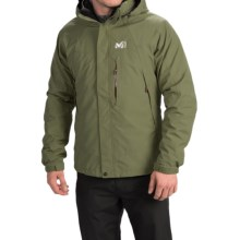 Millet Pobeda PrimaLoft® Jacket - 3-in-1, Waterproof, Insulated (For Men) in Grape Leaf - Closeouts