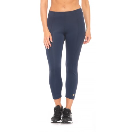 Mindfulness Crop Leggings (For Women)