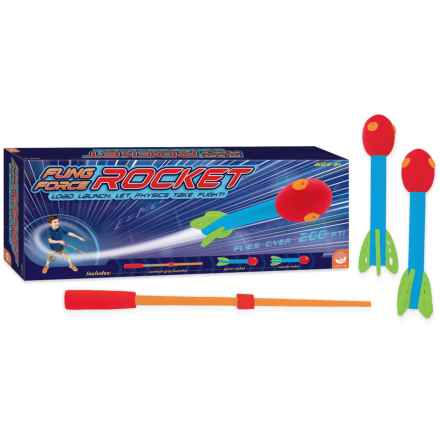 MindWare Fling Force Rocket in See Photo - Closeouts