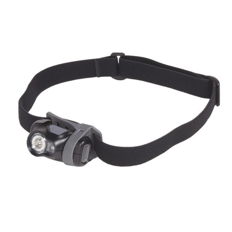Mini LED Headlamp in Black/ Dark Grey