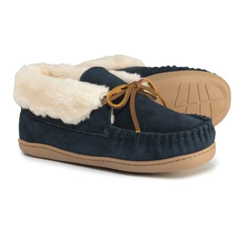 Minnetonka Moccasin Minnetonka Judy Junior Bootie Slippers For