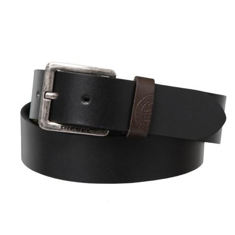 Mino3 Buffalo Leather Belt (For Men)