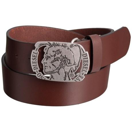 Mino8 Buffalo Leather Belt (For Men)
