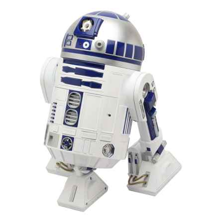 Miracle Bubbles Star Wars R2-D2 Bubble Machine in See Photo - Closeouts