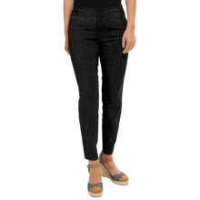 Miraclebody by Miraclesuit Judy Ankle Jeans (For Women) in Black - Closeouts