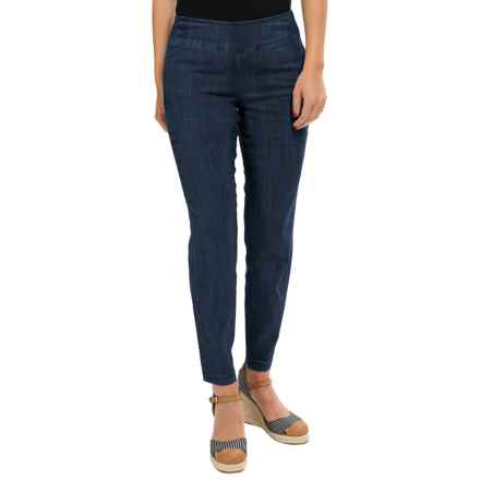 Miraclebody by Miraclesuit Judy Ankle Jeans (For Women) in Tahoe - Closeouts