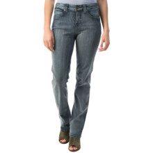 Miraclebody by Miraclesuit Katie Streak Jeans - Straight Leg (For Women) in Edinburgh - Closeouts