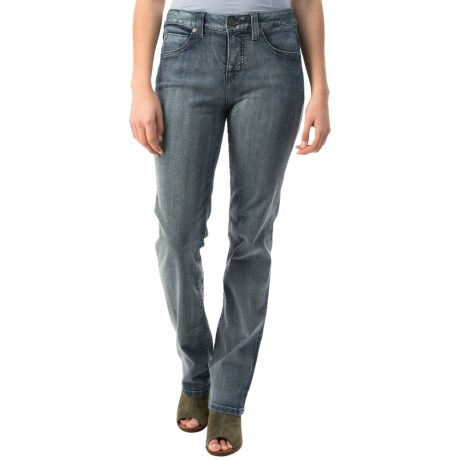 Miraclebody by Miraclesuit Katie Streak Jeans Straight Leg (For Women)