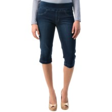 Miraclebody by Miraclesuit Rudy Denim Shorts (For Women) in Trinidad - Closeouts
