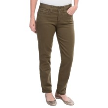 Miraclebody by Miraclesuit Sandra D Colored Skinny Ankle Jeans (For Women) in Loden Green - Closeouts