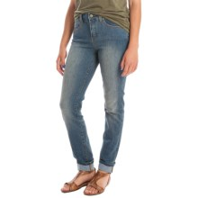 Miraclebody by Miraclesuit Skinny Minnie Sanded Jeans (For Women) in Hemingway - Overstock