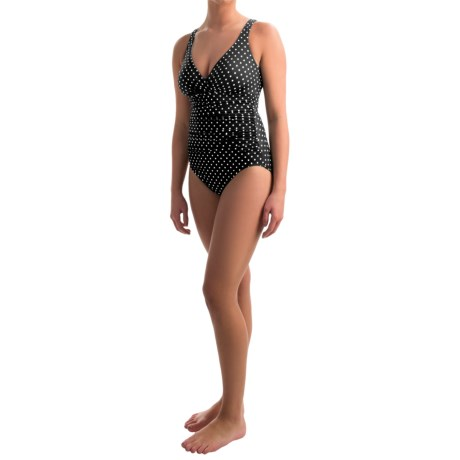 Miraclesuit Asteria One Piece Swimsuit (For Women)