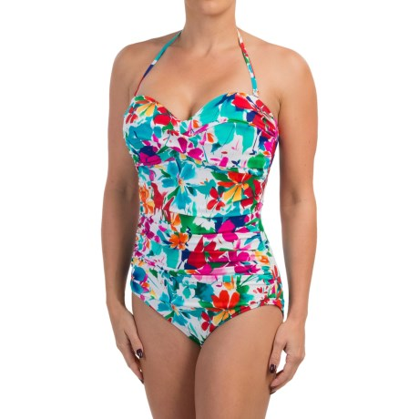 Miraclesuit Barcelona One Piece Swimsuit Underwire (For Women)
