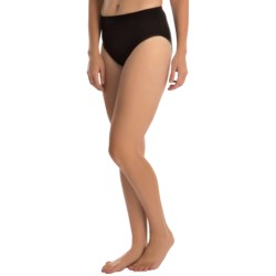 Miraclesuit High-Waist Bikini Bottoms (For Women) in Black