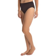 Miraclesuit High-Waist Bikini Swimsuit Bottoms (For Women) in Chocolate - Closeouts